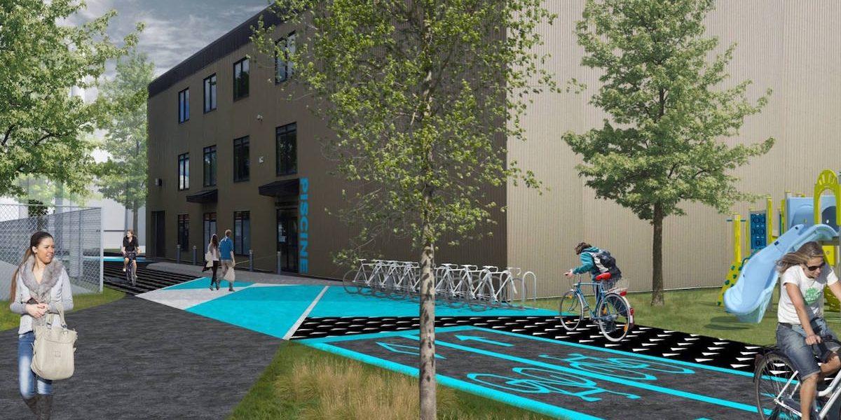 Espaces mixtes, le lien manquant entre Soumande et la 1re Avenue | 30 octobre 2017 | Article par Stéphanie Vincent