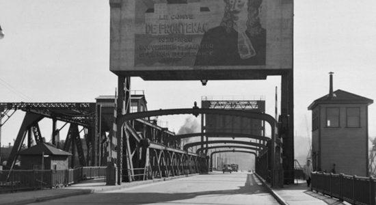 Limoilou dans les années 1940 (28) : le pont de fer Samson - Jean Cazes