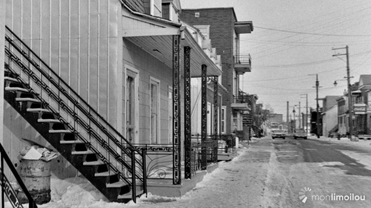 Limoilou dans les années 1960 (88) : rue Papineau | 11 février 2018 | Article par Jean Cazes