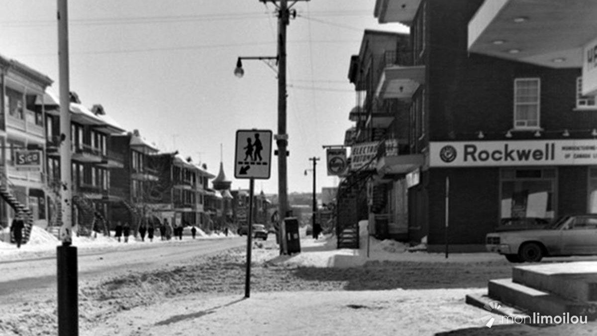 Limoilou dans les années 1960 (87) : vous souvenez-vous de Rockwell? | 4 février 2018 | Article par Jean Cazes