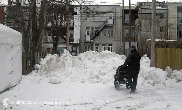Déneigement des ruelles : un règlement pour faciliter le partage des frais | 20 décembre 2017 | Article par Raymond Poirier