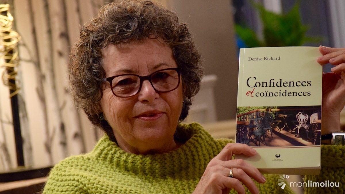 Denise Richard : un premier roman ancré dans Limoilou | 13 décembre 2017 | Article par Viviane Asselin