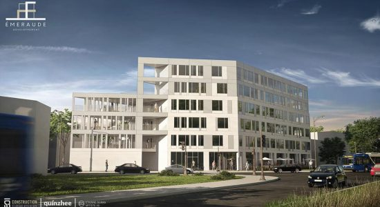 Construction SR : de nouveaux projets avec «vue imprenable sur la ville» - Jean Cazes