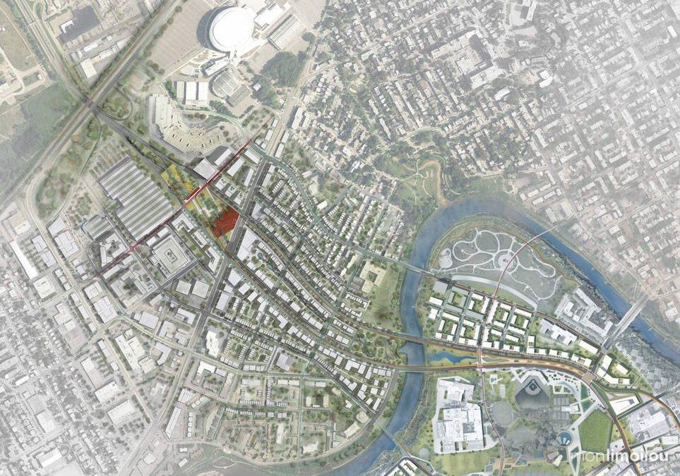 Le futur de la ville de Québec se dessine aux abords de Limoilou et de Saint-Roch | 13 février 2018 | Article par Erick Rivard