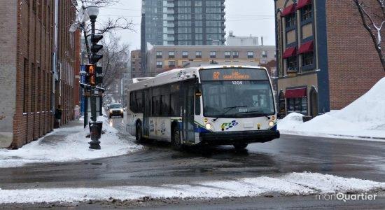 Un autobus direct du centre-ville à l'aéroport aux 30 minutes - Céline Fabriès
