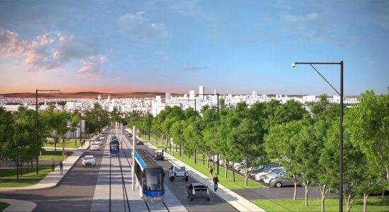 Projet de transport structurant: impact majeur dans Jean-Lesage - Monlimoilou