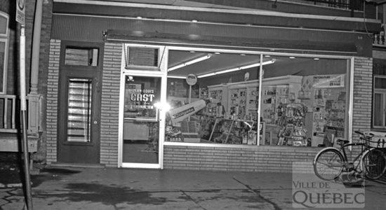 Limoilou dans les années 1960 (91): vous souvenez-vous de la pharmacie Jean-Louis East? - Jean Cazes