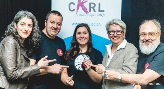 Une somme record pour le Radiothon 2018 de CKRL - Monlimoilou