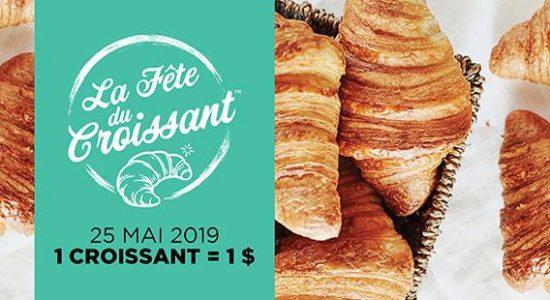 La fête du croissant | Boîte à Pain – Café Napoli