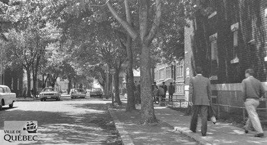 Limoilou dans les années 1960 (96) : d'une école à l'autre - Jean Cazes