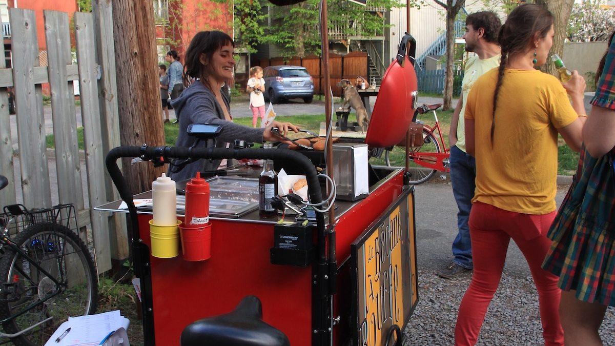 La Bécane à Café part en campagne | 7 mai 2018 | Article par Viviane Asselin