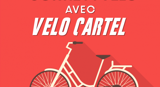 Sorties à vélo avec Vélo Cartel