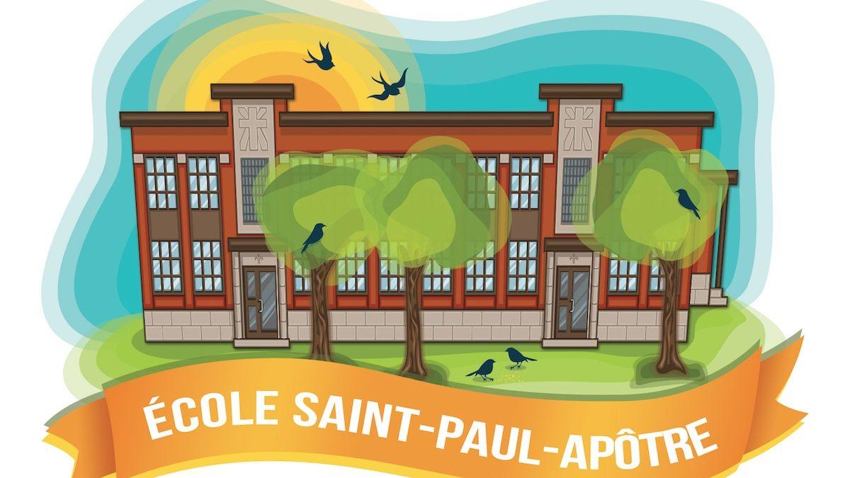 Grand Défi Pierre Lavoie : l'école Saint-Paul-Apôtre dans la course | 23 mai 2018 | Article par Viviane Asselin