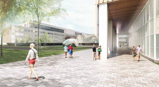 Nouveau complexe hospitalier (NCH)