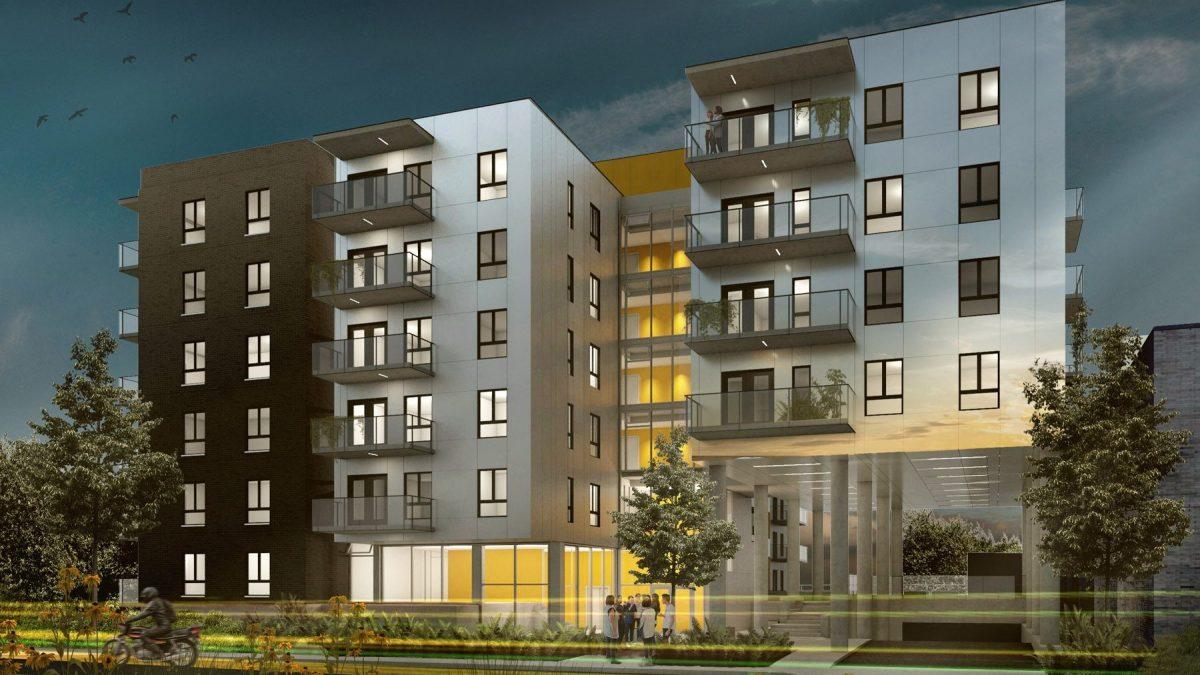 Écoquartier D'Estimauville : 70 nouveaux logements « verts » et abordables | 15 mai 2018 | Article par Jean Cazes