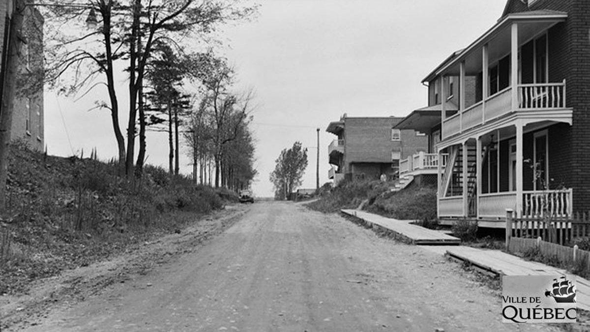 Limoilou dans les années 1940 (34) : avenue De Vitré | 24 juin 2018 | Article par Jean Cazes
