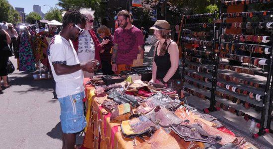 Le Grand Bazar des ruelles : rires et sourires entre voisins - Vincent Auclair