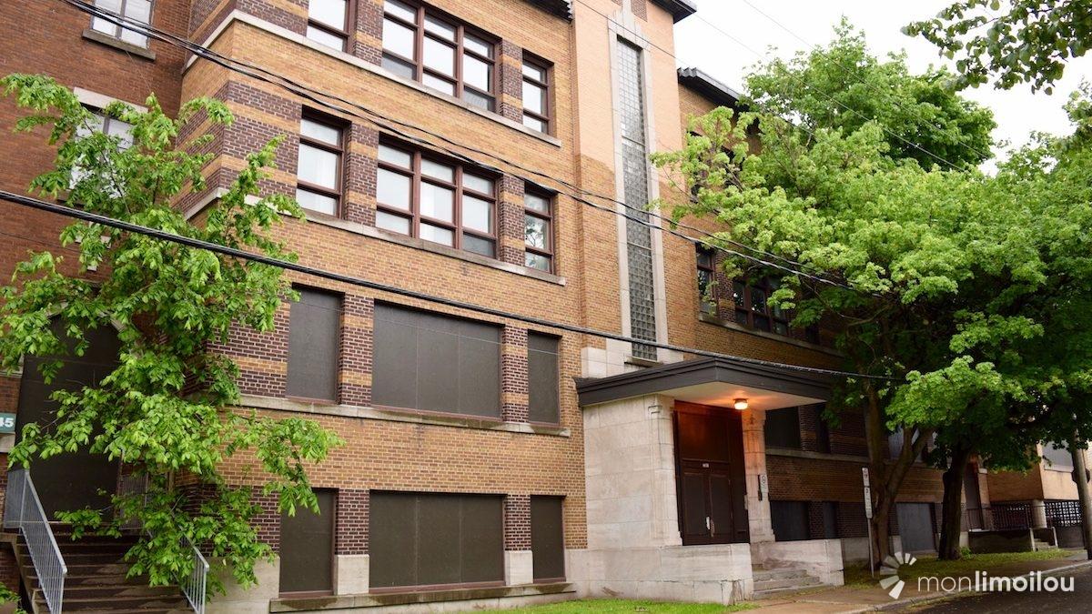 L'ancienne école Stadacona renaîtra sous forme de Lab-école | 6 juin 2018 | Article par Viviane Asselin