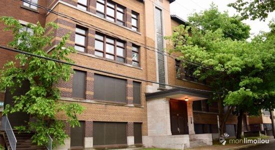 L'ancienne école Stadacona renaîtra sous forme de Lab-école - Viviane Asselin