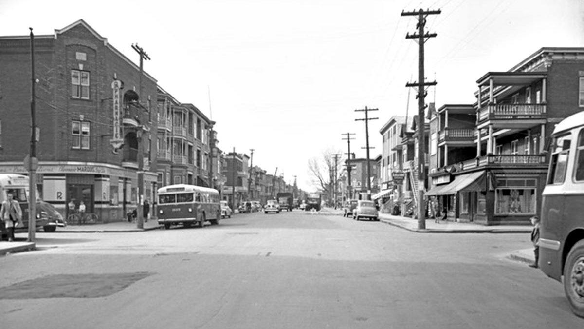 Limoilou dans les années 1940 (35) : la 3e Avenue | 28 juillet 2018 | Article par Jean Cazes