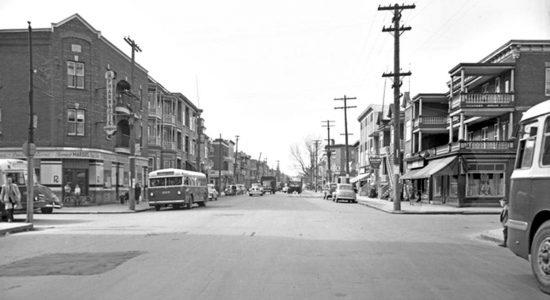 Limoilou dans les années 1940 (35) : la 3e Avenue - Jean Cazes