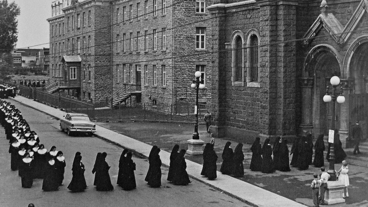 Le couvent des Sœurs servantes du Saint-Cœur de Marie | 27 juillet 2018 | Article par André Lévesque