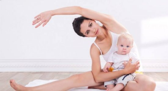 Mini session de Yoga postnatal