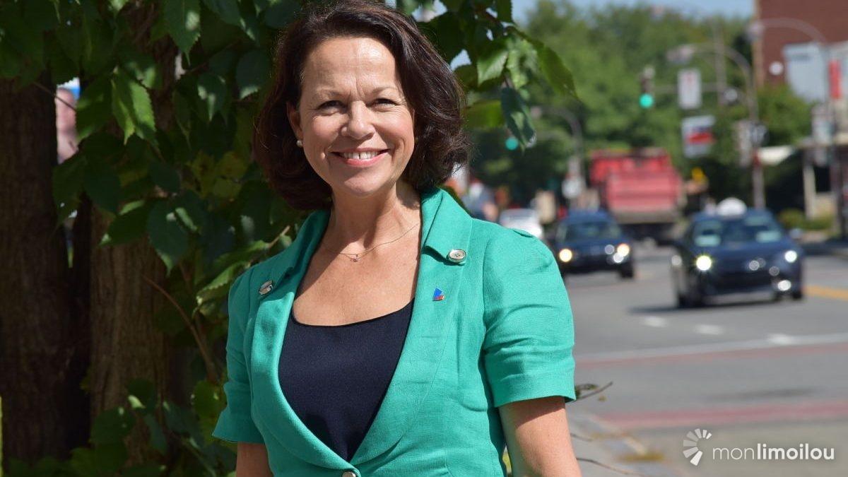 Gertrude Bourdon, candidate pour le Parti libéral du Québec dans Jean-Lesage | 19 septembre 2018 | Article par Baptiste Piguet