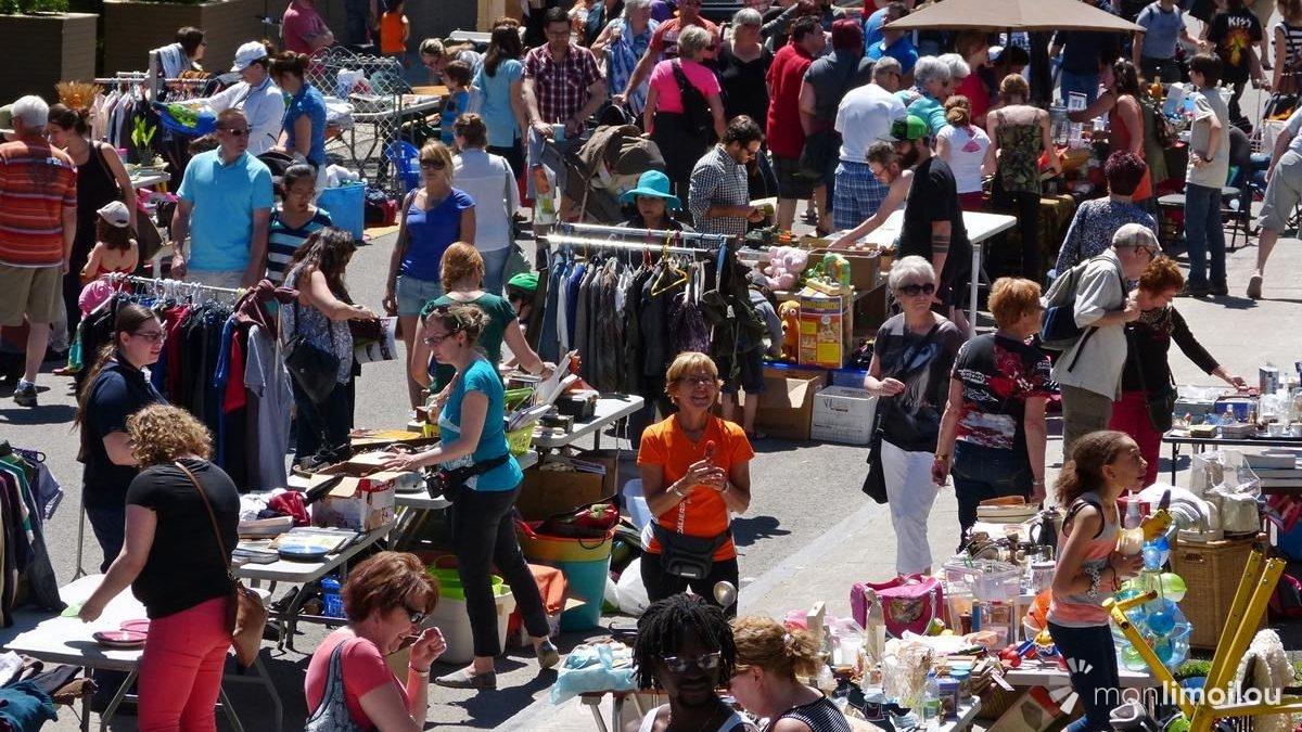 Le Grand Bazar des ruelles, édition 2015.
