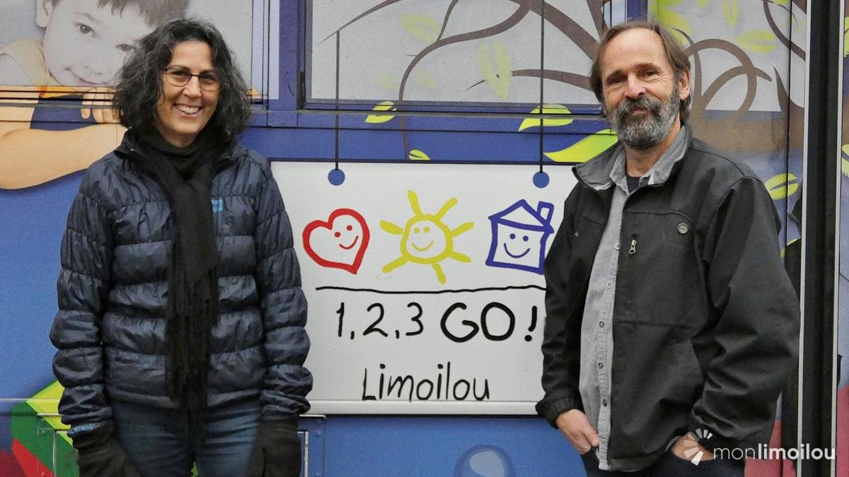 Dix personnalités qui ont marqué le quartier – Marc Bergeron et Michèle Leboeuf | 2 novembre 2018 | Article par Raymond Poirier