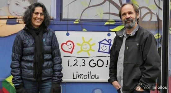 Dix personnalités qui ont marqué le quartier – Marc Bergeron et Michèle Leboeuf - Raymond Poirier