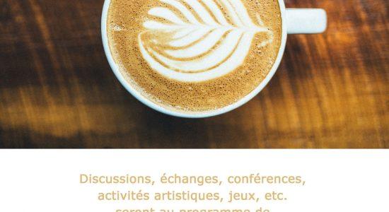 Café rencontres pour les 50 ans et plus au CMM
