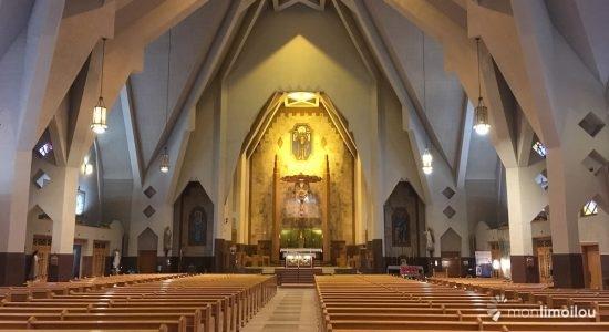 L'église Saint-Fidèle veut s'associer à la SDC Limoilou - Véronique Demers