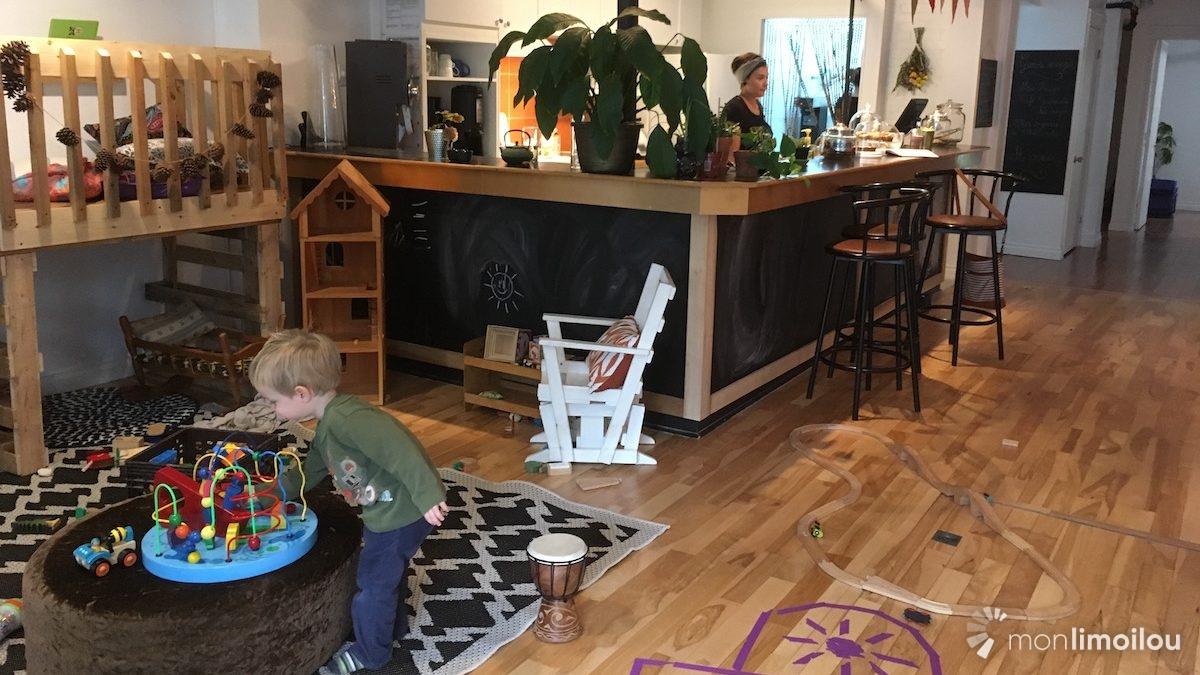 Ô Village : un café fait sur mesure pour les familles | 8 octobre 2018 | Article par Valérie Marcon