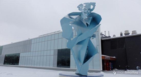 Briser la glace : un hommage à Jean Béliveau - Baptiste Piguet