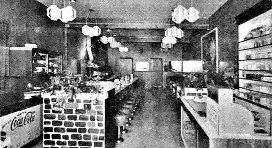 Limoilou dans les années 1960 (123) : le restaurant Le Diplomate - Jean Cazes