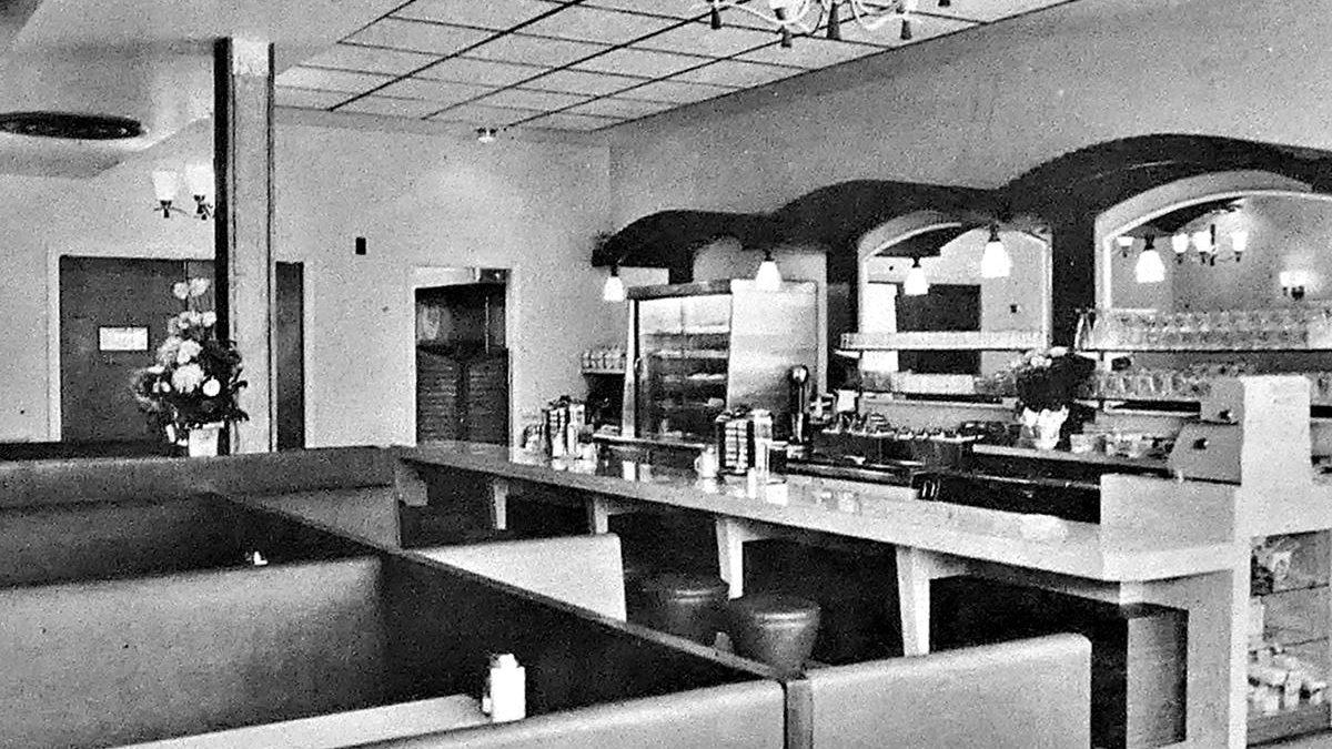 Limoilou dans les années 1960 (100): le Cendrillon, spécialisé en «repas d'hommes d'affaires» | 16 décembre 2018 | Article par Jean Cazes