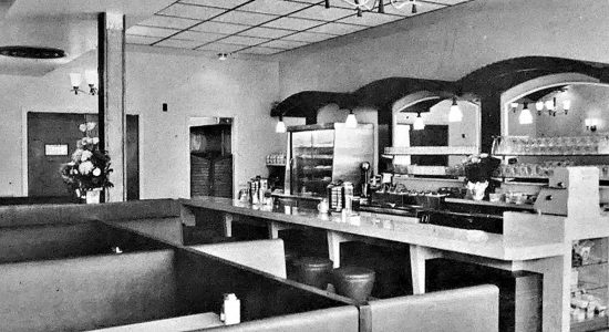 Limoilou dans les années 1960 (100): le Cendrillon, spécialisé en «repas d'hommes d'affaires» - Jean Cazes