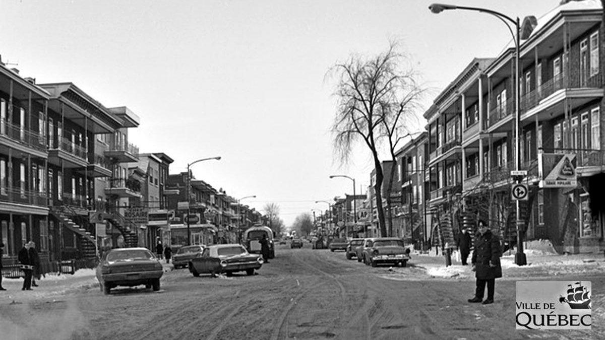 Limoilou dans les années 1960 (103) : accident sur la 3e Avenue | 12 janvier 2019 | Article par Jean Cazes
