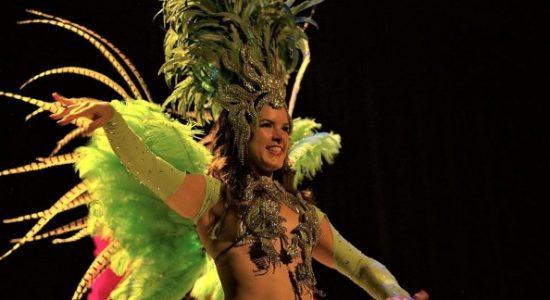 Cours de samba brésilienne