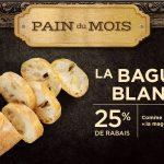 Pain du mois - Boîte à Pain - Café Napoli