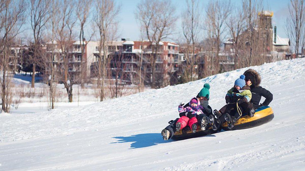 Fatbike, théâtre et sports d'hiver au Festi-Glisse | 22 janvier 2019 | Article par Véronique Demers