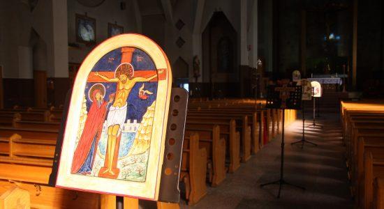 Des icônes bientôt exposées à Notre-Dame-de-Rocamadour - Véronique Demers