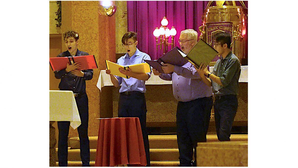 Une Messe des artistes pour l'unité des chrétiens | 12 janvier 2019 | Article par Véronique Demers