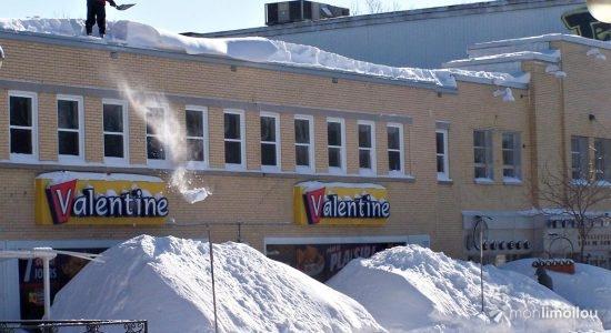 3e Avenue, 6 mars 2008.