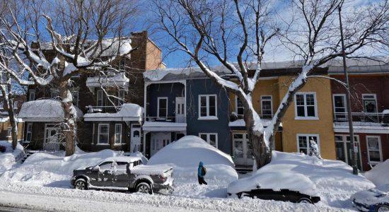 Politique de déneigement : la Ville de Québec vise une meilleure « viabilité hivernale » - Suzie Genest