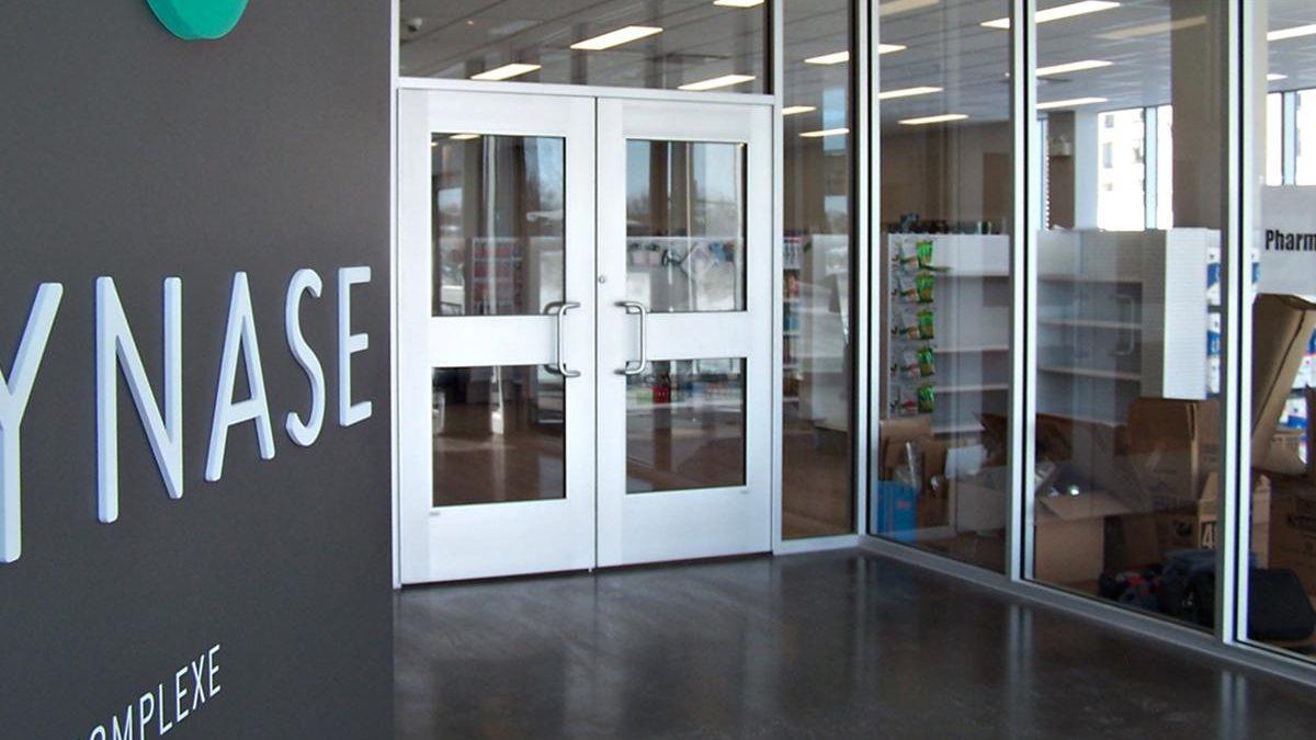 Synase accueille son premier commerce : Familiprix Lampron | 6 mars 2019 | Article par Jean Cazes