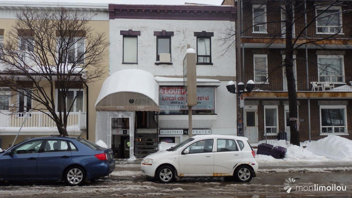 La Librairie Morency emménagera sur la 3e Avenue | 8 février 2019 | Article par Baptiste Piguet