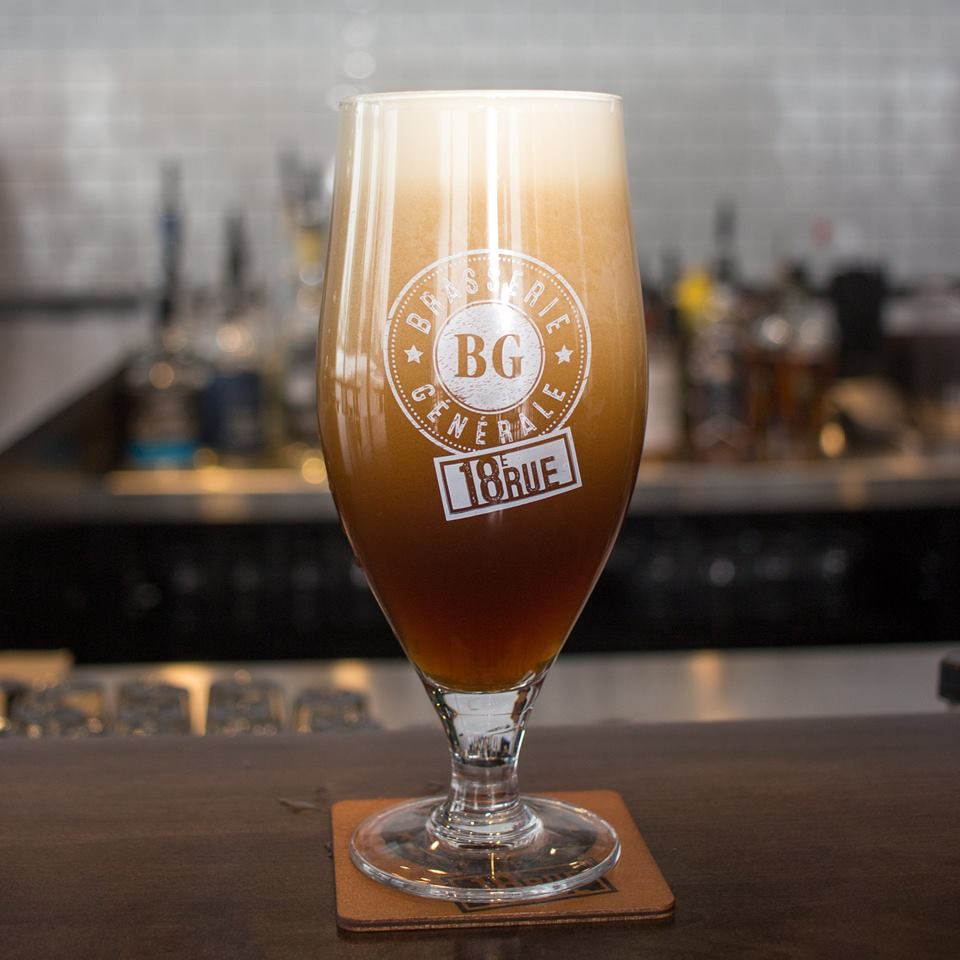 Une bière offerte pour vos impôts ! | Brasserie Générale – 18e Rue