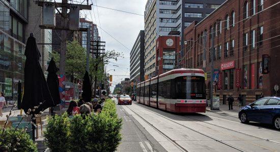 L'avenir de la ville passe par le réseau structurant - Erick Rivard